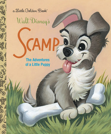 Scamp by Golden Books