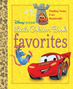 Disney-Pixar Little Golden Book Favorites