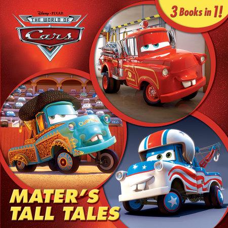 Mater's Tall Tales (Disney/Pixar Cars) by RH Disney