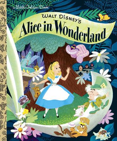 Walt Disney's Alice in Wonderland (Disney Alice in Wonderland) by RH Disney