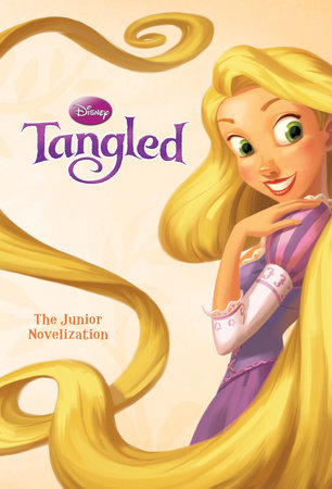 Tangled: The Junior Novelization (Disney Tangled) by Irene Trimble
