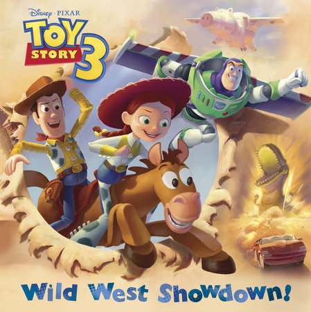 Wild West Showdown! (Disney/Pixar Toy Story 3) by Kristen L. Depken