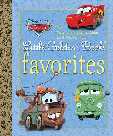 cars little golden book favorites disneypixar cars by rh disney - Disney Cars Books