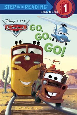 Go, Go, Go! (Disney/Pixar Cars)