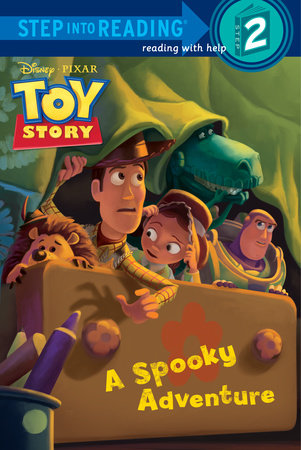 A Spooky Adventure (Disney/Pixar Toy Story) by Apple Jordan