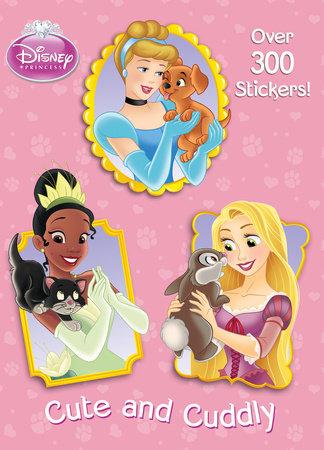 Cute and Cuddly (Disney Princess) by RH Disney