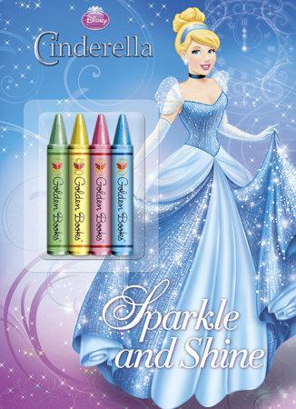Sparkle and Shine (Disney Princess) by RH Disney