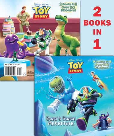 Buzz's Space Adventure/Sunnyside Boot Camp (Disney/Pixar Toy Story) by RH Disney