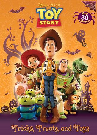 Tricks, Treats, and Toys (Disney/Pixar Toy Story) by RH Disney