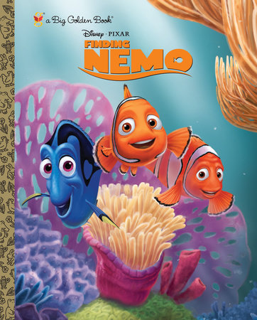 Finding Nemo Big Golden Book (Disney/Pixar Finding Nemo) by RH Disney