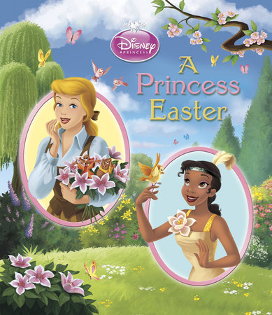 A Princess Easter (Disney Princess) by RH Disney
