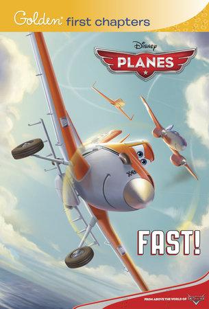Fast! (Disney Planes) by RH Disney
