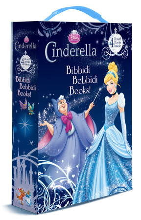 Bibbidi Bobbidi Books! (Disney Princess) by Andrea Posner-Sanchez