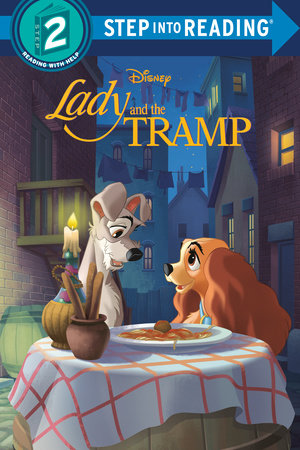 Lady and the Tramp (Disney Lady and the Tramp) by Delphine Finnegan