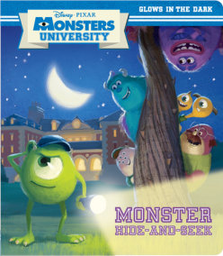Monster Hide-and-Seek (Disney/Pixar Monsters University)