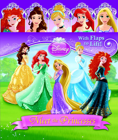 Meet the Princesses (Disney Princess) by Andrea Posner-Sanchez