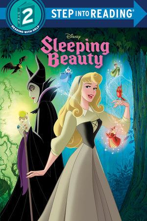 Sleeping Beauty Step into Reading (Disney Princess) by Mary Man-Kong