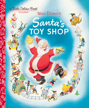 Santa's Toy Shop (Disney)