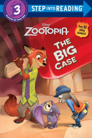 The Big Case (Disney Zootopia)
