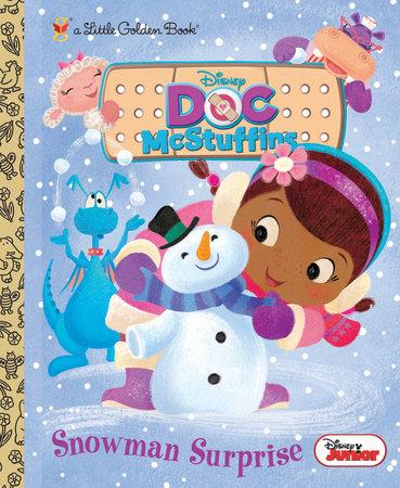 Snowman Surprise (Disney Junior: Doc McStuffins) by Andrea Posner-Sanchez