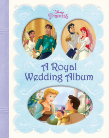 A Royal Wedding Album (Disney Princess)
