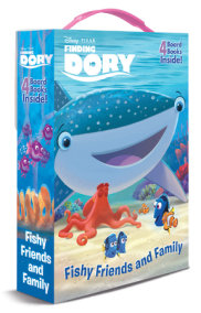 Finding Dory Friendship Box (Disney/Pixar Finding Dory)