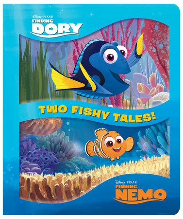Finding Dory Padded Board Book (Disney/Pixar Finding Dory)