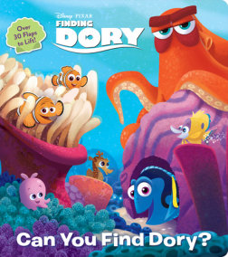 Can You Find Dory? (Disney/Pixar Finding Dory)
