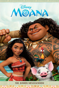 Moana: The Junior Novelization (Disney Moana)
