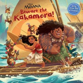 Beware the Kakamora! (Disney Moana)