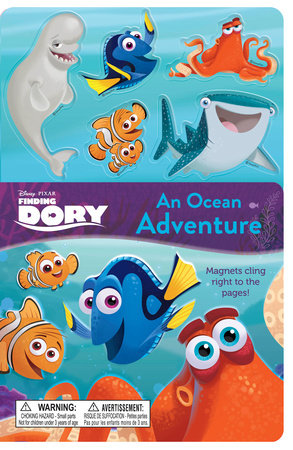 An Ocean Adventure (Disney/Pixar Finding Dory)