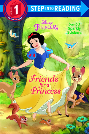Friends for a Princess (Disney Princess)