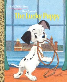 Walt Disney's The Lucky Puppy (Disney Classic: The Lucky Puppy)