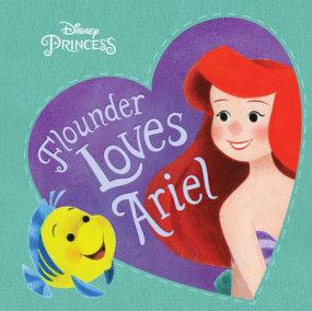 Flounder Loves Ariel (Disney Princess)