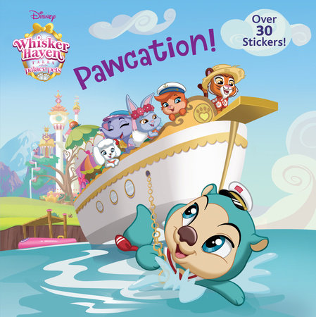Pawcation! (Disney Palace Pets: Whisker Haven Tales)