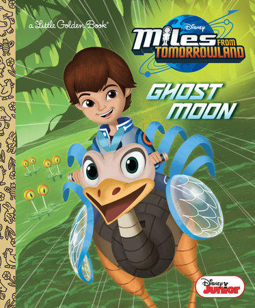 Ghost Moon (Disney Junior: Miles From Tomorrowland)