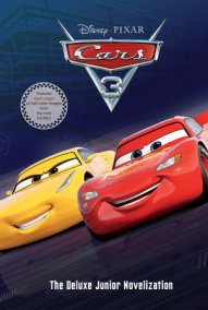 Cars 3 Deluxe Junior Novelization (Disney/Pixar Cars 3)