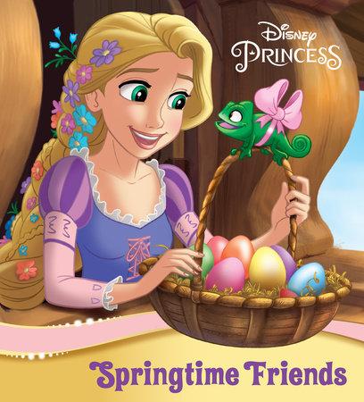 Springtime Friends (Disney Princess)