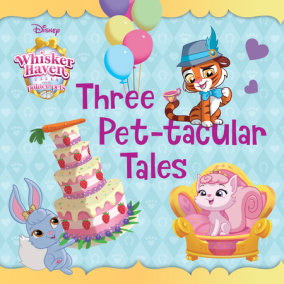 Three Pet-tacular Tales (Disney Princess: Whisker Haven Tales)
