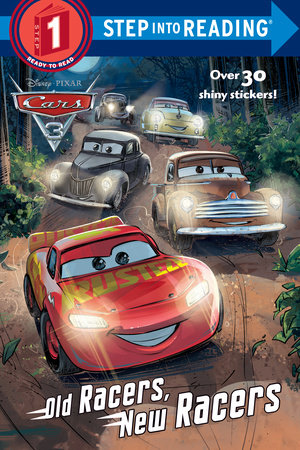 Fall 2017 Cars 3 Deluxe Step into Reading (Disney/Pixar Cars 3)
