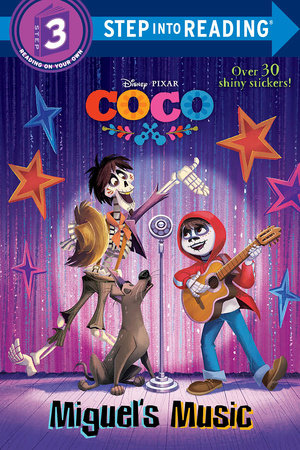 Coco Deluxe Step into Reading with Stickers (Disney/Pixar Coco)
