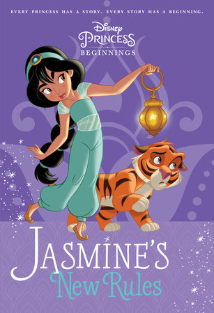 Disney Princess Beginnings: Jasmine's New Rules (Disney Princess)