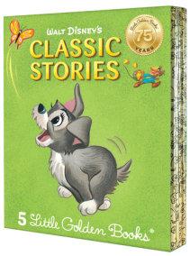 Walt Disney's Classic Stories (Disney Classics)