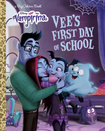 Vees First Day Of School Disney Junior Vampirina By