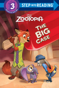 The Big Case (Disney Zootopia)