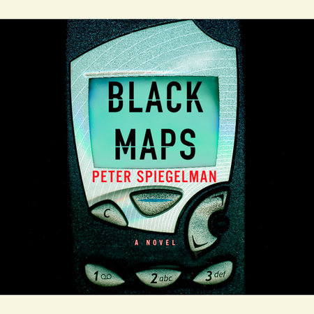 Black Maps by Peter Spiegelman