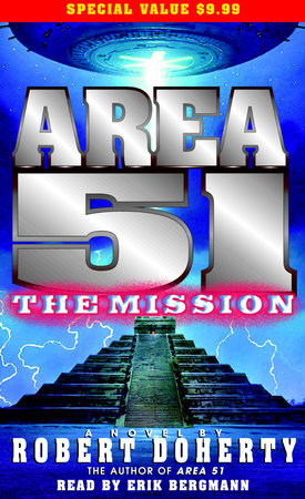 Area 51: The Mission by Robert Doherty