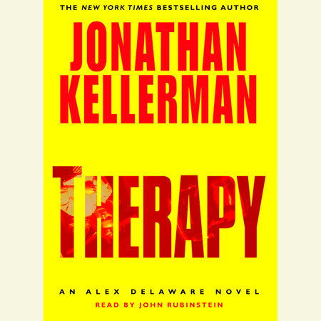 Therapy by Jonathan Kellerman