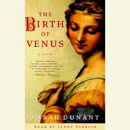 The Birth of Venus by Sarah Dunant