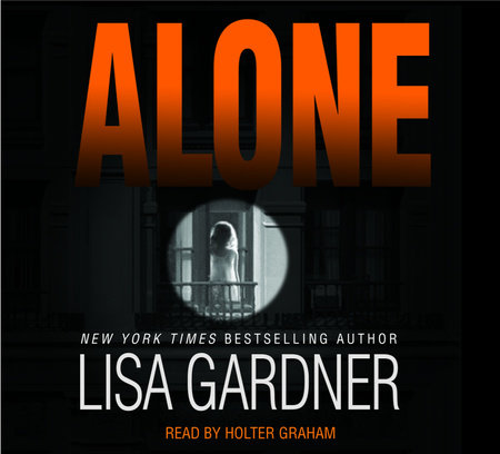 Alone by Lisa Gardner